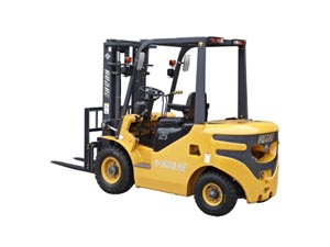 2.5ton Diesel Forklift with 495BGP Engine (HH25Z-N2-D)